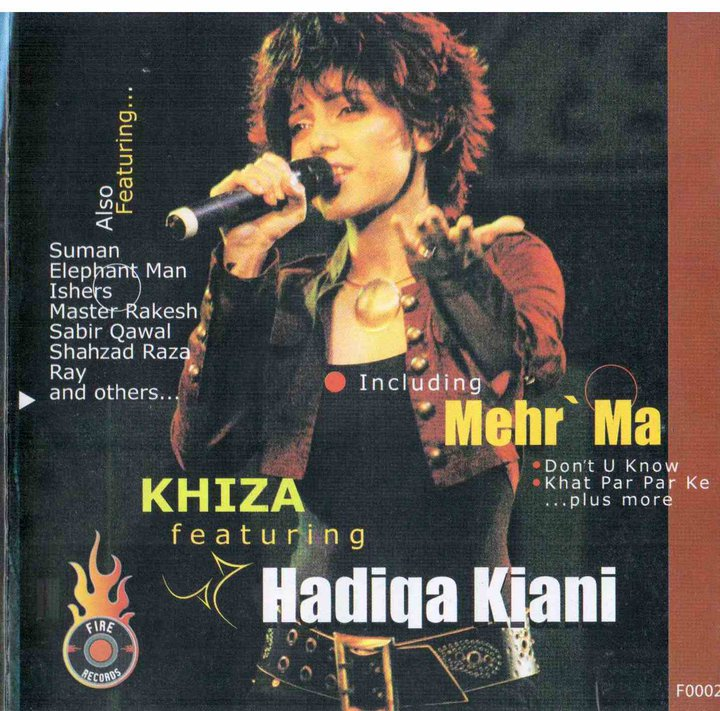 Khiza feat Hadiqa Kiani (2010)MP3