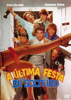 A Última Festa De Solteiro - Dublado