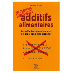 Additifs alimentaires. Danger