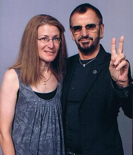 Thank you Ringo. We LOVE you.