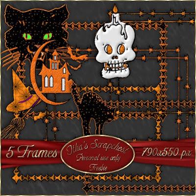 http://ithas-scrapchest.blogspot.com/2009/09/halloween-frames.html