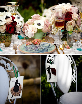 The Wedding Decorator Churros Inspired Spanish Theme