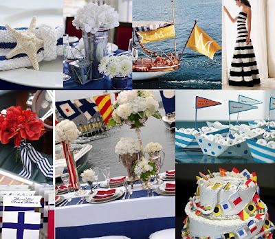 Napkin Flowers Bridescom Wedding Yacht Toast Tables Dress Oscar de la