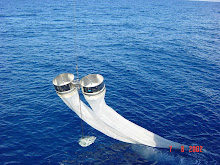 Water Conga line to Cuba