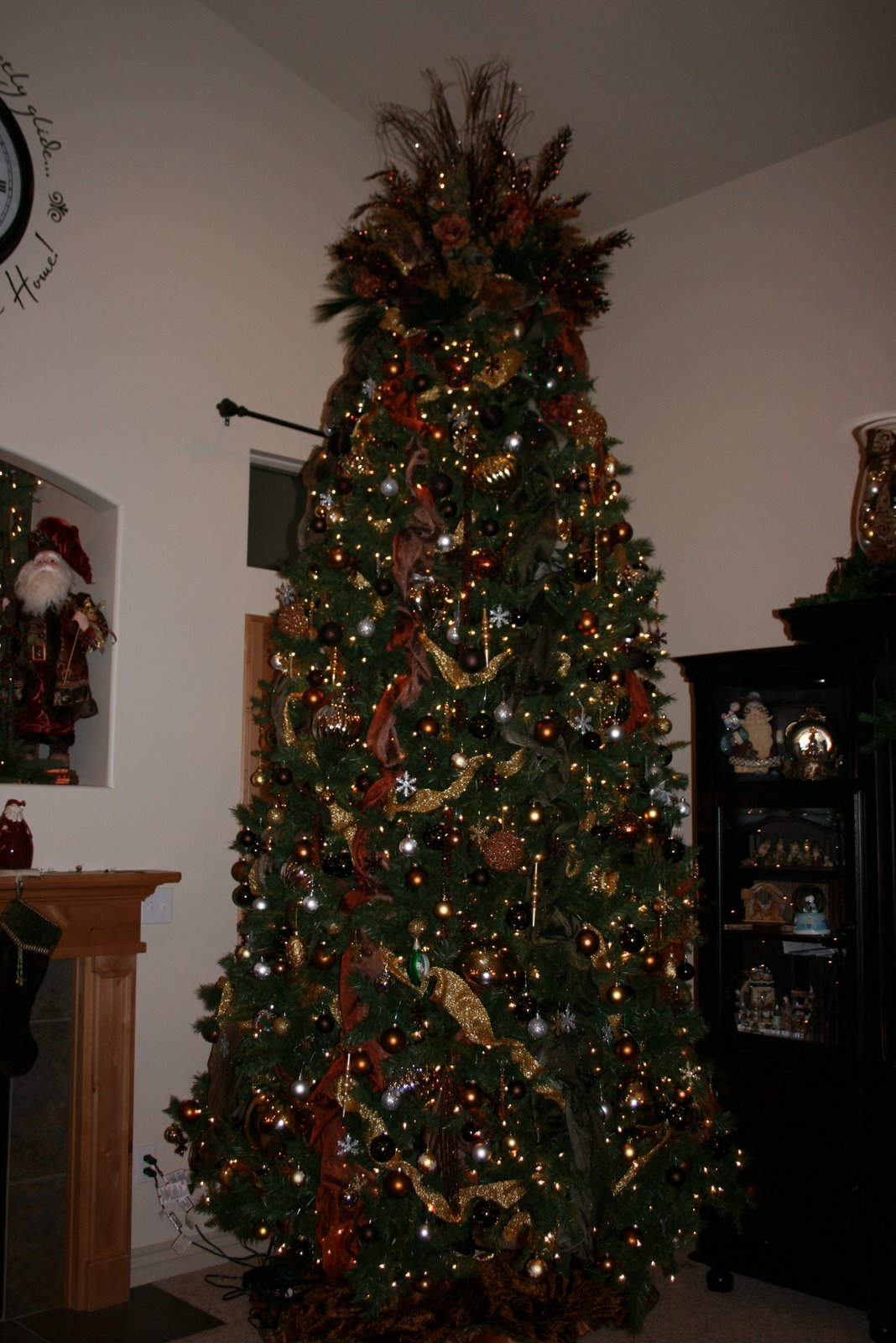 12 Foot Fake Christmas Tree
