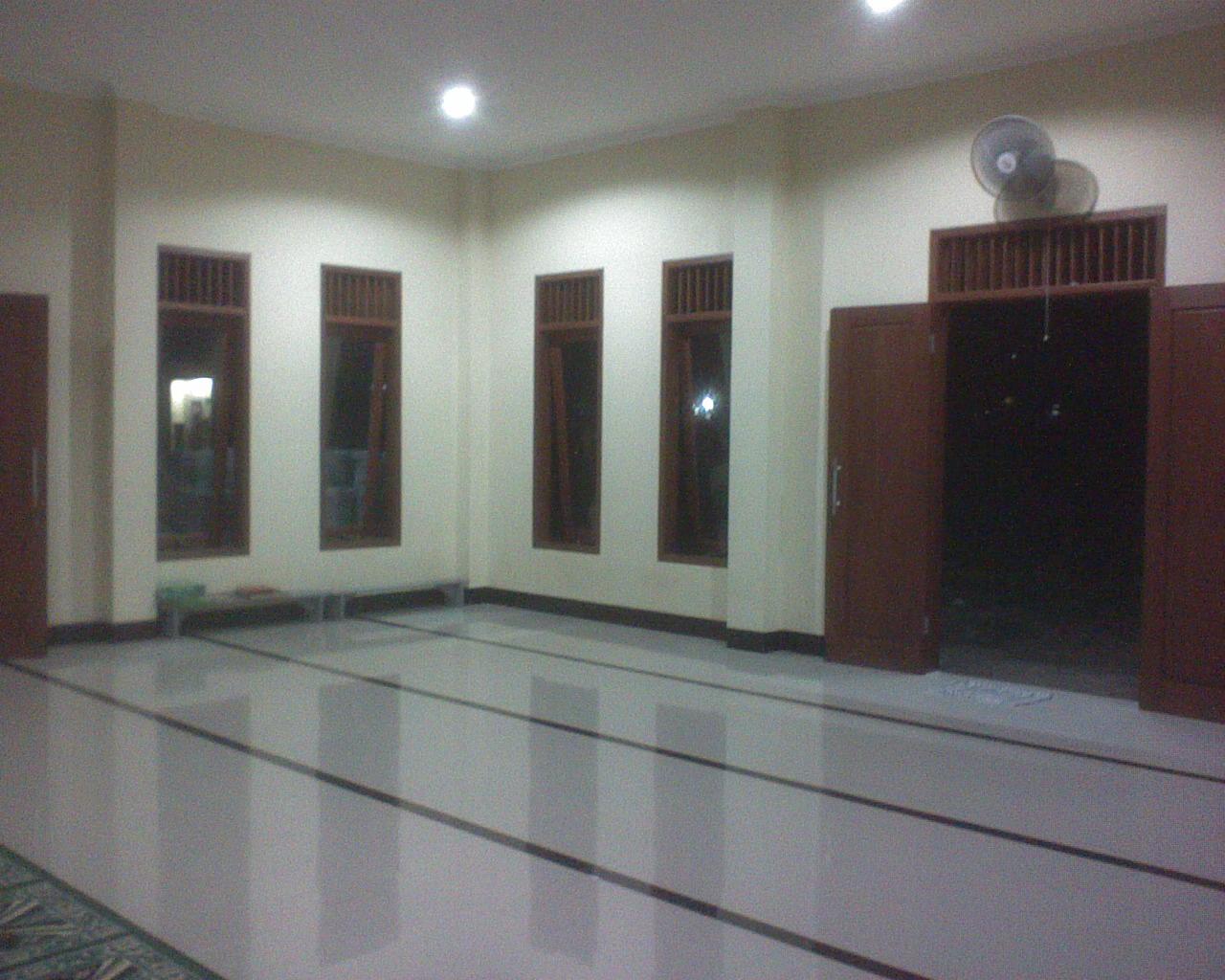 Diposkan oleh Panita Pembangunan Musholla Al Quds Taman Aster di 17.03