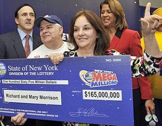 $165 Million New York Mega Millions Winner Mary Morrison