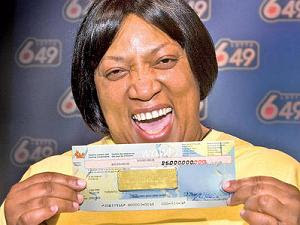 Beverly Palmer - Jamaican Lottery Winner Didn't Choose Her Numbers ...