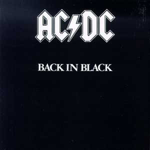 High Voltage: AC DC Back_in_black