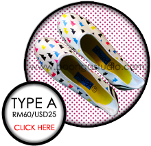 click here for more Type A shoes!