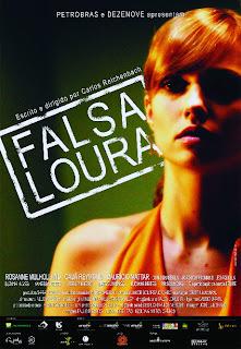 Filme Poster Falsa Loura