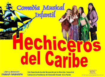 HECHICEROS DEL CARIBE