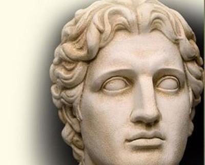 Τάκλα Μαχάν οι αναζητήσεις του Μεγάλου στρατηλάτη Μακεδόνα Αλέξανδρου.