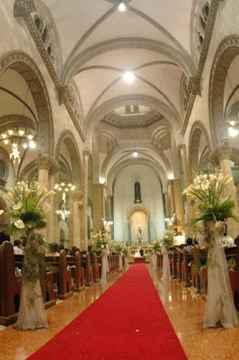Wedding Manila Cathedral
