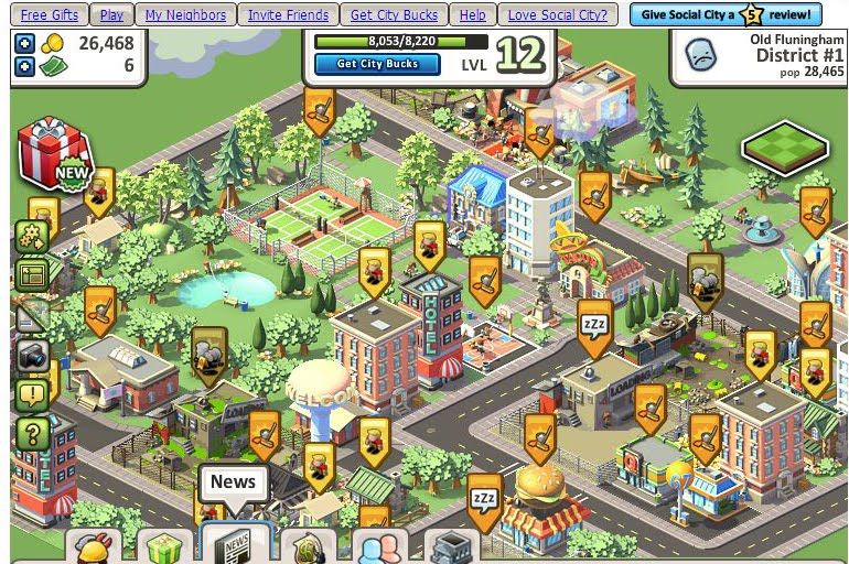 funny city games. The game is really funny at