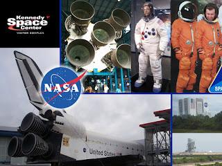 visita al Kennedy space center e alla Nasa in Florida, Usa