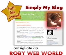 il blog della settimana, Simply my blog di lafra