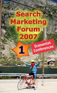 il vincitore dell'estrazione per la partecipazione al Search engine marketing forum 2007 a Milano