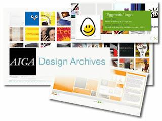 L'archivio design AIGA per le proprie ispirazioni grafiche in nuovi progetti