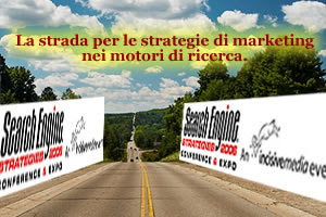 SES e strategie del marketing nei motori di ricerca