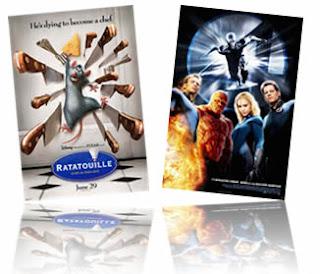 i poster di film del cinema di ogni tipo