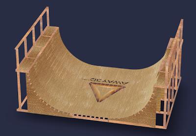 Generatore di Rampe per Skateboard o BMX
