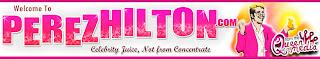 Il sito PEREZ HILTON dedicato al mondo delle celebrità e star più famose, gossip e molto altro...buon divertimento! ;-)