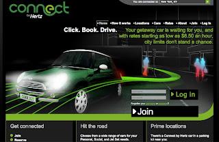 nuovi servizi e tipi di noleggio auto by Hertz