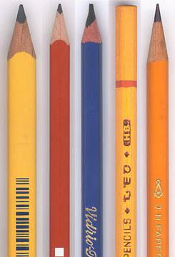 appassionato di matite