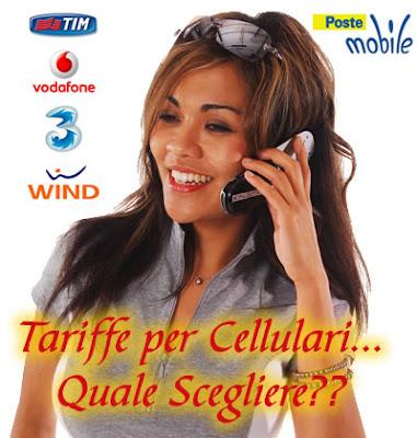 tariffe cellulari e quale scegliere? Come scegliere la migliore tariffa per il cellulare?