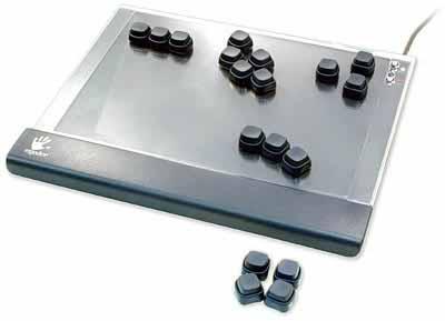 tastiera alternativa per computer