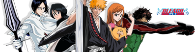 BLEACH  SERIES