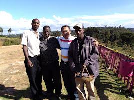 KENANGAN DI NAIROBI, KENYA, AFRIKA