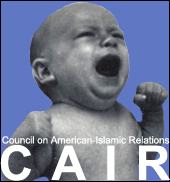 CAIR Baby: Infantile Islamists