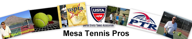 Tennis Play -- Tennis Lessons -- Tennis Equipment