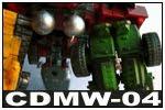 悪いロボット強化装備 CDMW-04