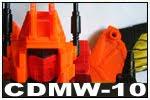 獣王の強化装備 CDMW-10