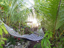 hammock for the gardener