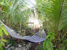 hammock for the gardener