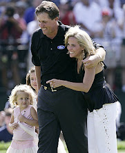 phil mickelson and family.