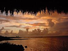 sunrise at higgs beach.