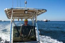 Fishing with John!
