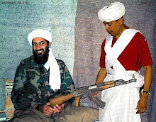 osama and obama at camp.