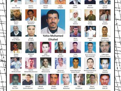 Convocatoria de nuevos juicios a activistas saharauis