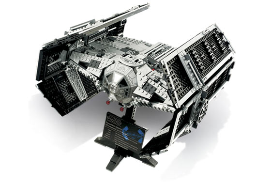 lego star wars tie fighter 9492 instructions