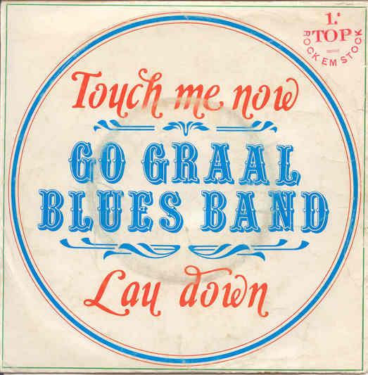 Go Graal Blues Band Laydown