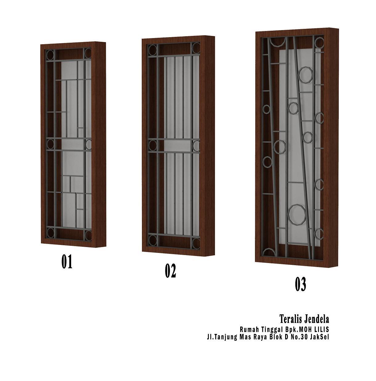 macam teralis besi harga rp aplikasi teralis untuk pintu dan jendela ...