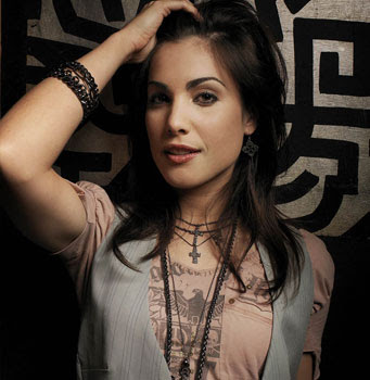 Carly Pope couple