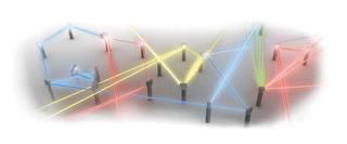 Google Laser Logo