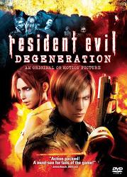 Baixar Filme Resident Evil Degeneração (Dual Audio) Online Gratis